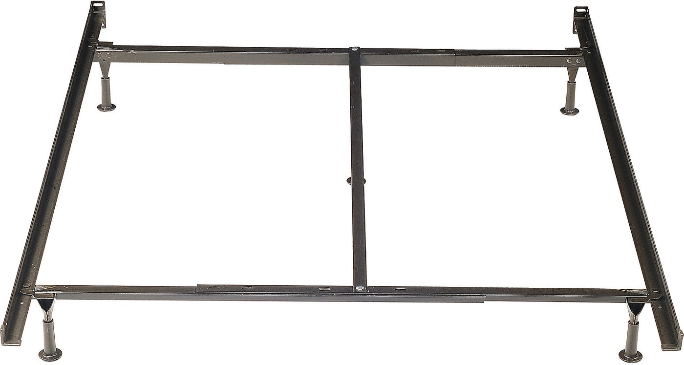 Twin Full Queen Metal Glide Bed Frame The Brick