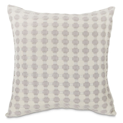 Cromwell Accent Pillow – Taupe and White|Coussin décoratif Cromwell - taupe et blanc|72948ADP