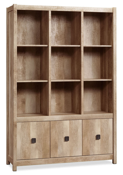 Cannery Bridge Bookcase – Lintel Oak|Bibliothèque Cannery Bridge|CANNBBKC