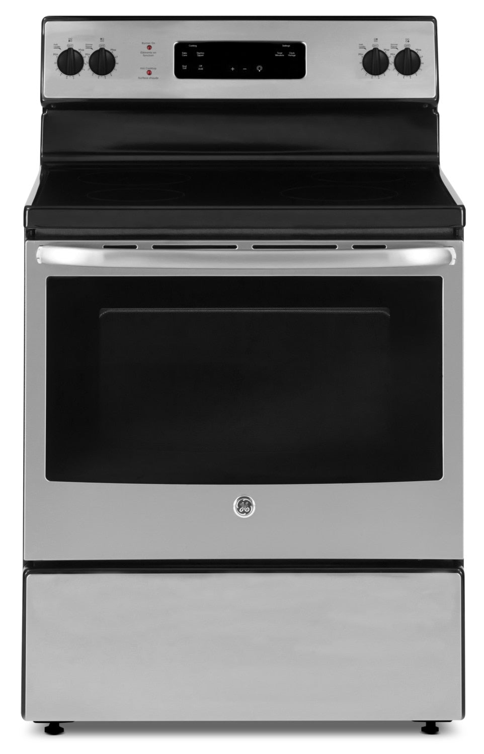 61143bdce2a Touch to zoom. GE 5.0 Cu. Ft. Freestanding Electric Range ...