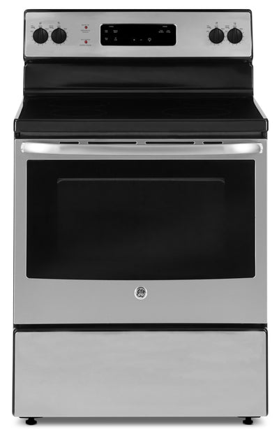 GE 5.0 Cu. Ft. Freestanding Electric Range – JCBS630SKSS - Electric Range in Stainless Steel