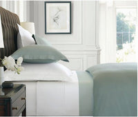 300 Thread Count Queen Sheet Set – Ivory