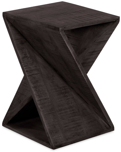 Kelso Side Table - Mahogany