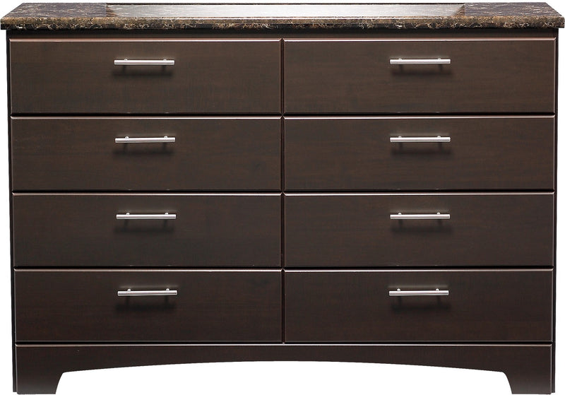 Oxford 8-Drawer Dresser|Commode à 8 tiroirs Oxford