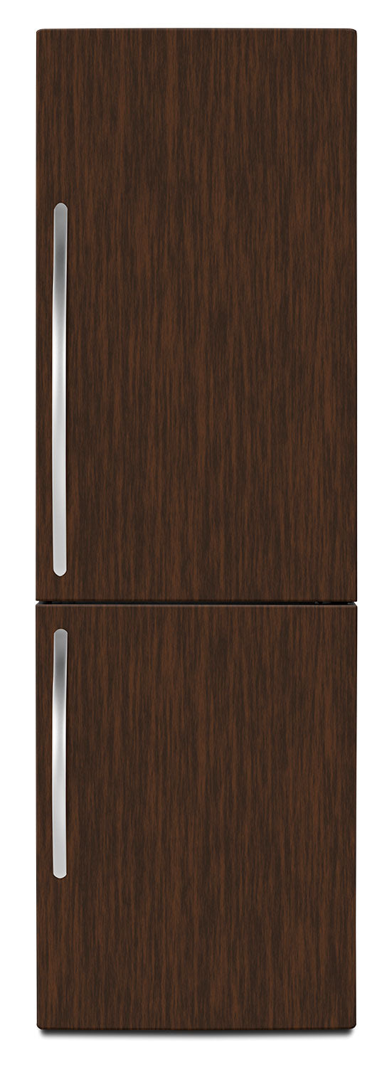 KitchenAid 10 Cu. Ft. Built-In Bottom-Mount Refrigerator – Panel Ready KBBX104EPA|Réfrigérateur encastré avec congélateur au bas KitchenAid de 10 pi3 - portes habillables KBBX104EPA