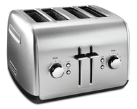 KitchenAid 4-Slice Toaster with High-Lift Lever - KMT4115SX