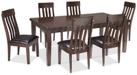 Haddigan 7-Piece Dining Package