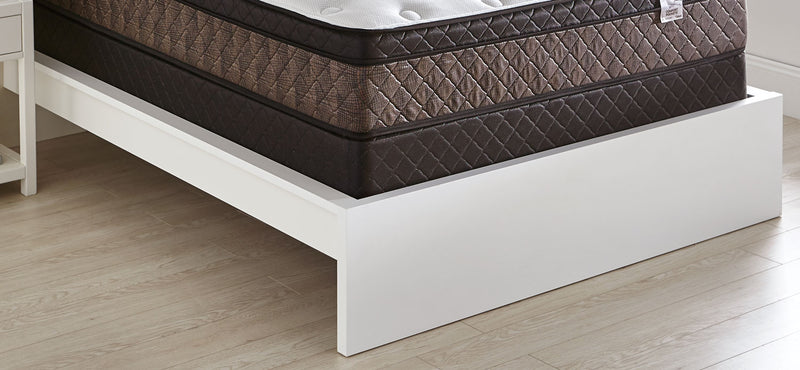 Springwall 2017 Queen Boxspring|Sommier Springwall 2017 pour grand lit
