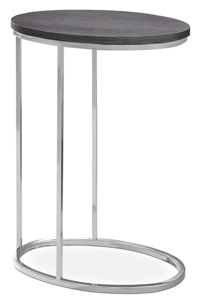 Acklie Accent Table – Grey|Table d'appoint Acklie - grise