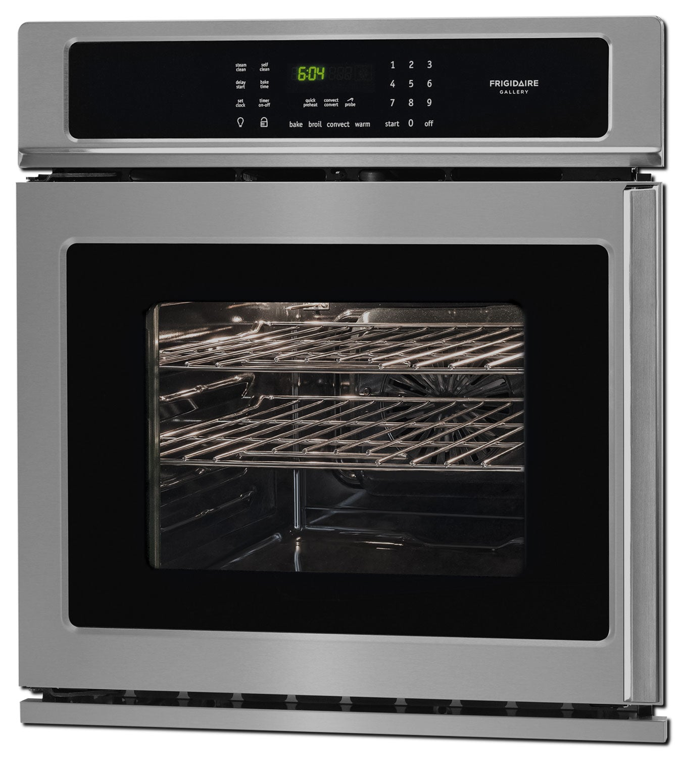 frigidaire gallery 3 8 cu ft single wall oven \u2013 fgew276spf the bricktap to expand