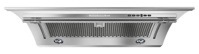 "KitchenAid 30"" Under-Cabinet Slide-Out Range Hood - KXU2830JSS"