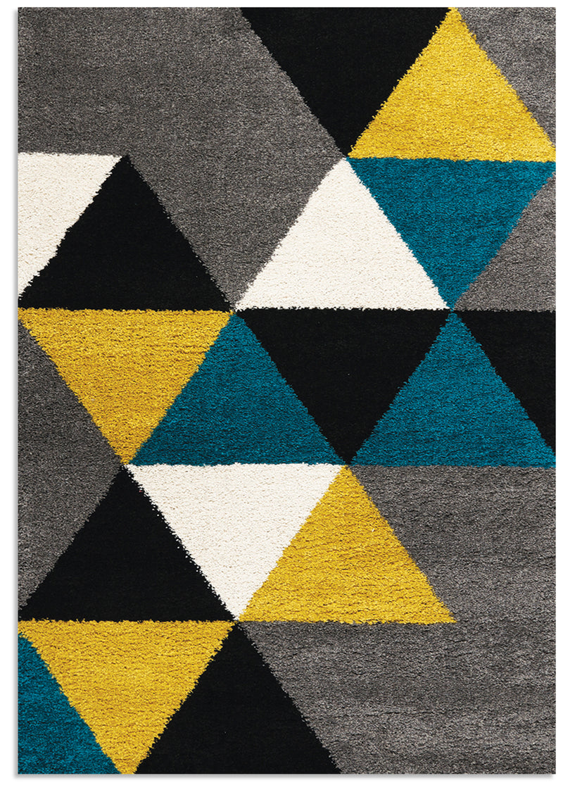 Maroq Triangle Area Rug – 5' x 8'|Carpette Maroq Triangle - 5 pi x 8 pi