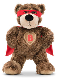 Superhero Brickley Bear