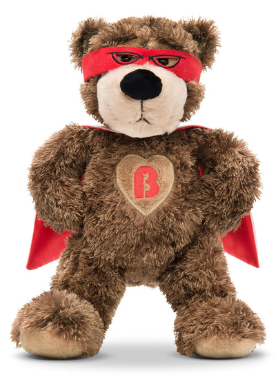 Superhero Brickley Bear|Superhéros Brickley|BRICKLE2