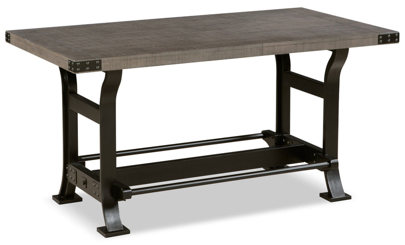 Ironworks Counter Height Dining Table|Table De Salle à Manger Ironworks De  Hauteur Comptoir
