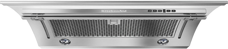 "KitchenAid 30"" Slide-Out Ventilation Hood – Stainless Steel