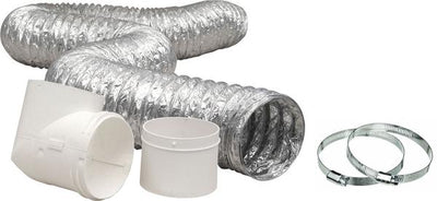 Dundas Jafine ProFlex™ Dryer-to-Duct Connector Kit and 4