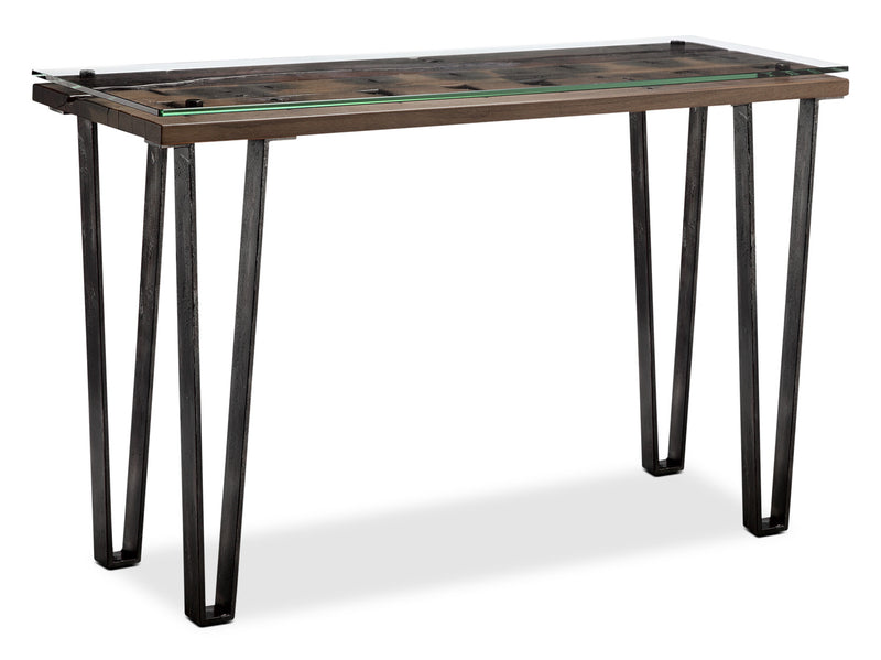 Barcelona Sofa Table|Table de salon Barcelona