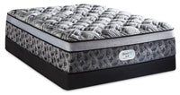 Beautyrest GL5 World Class Willow Ultra Euro-Top Plush Queen Mattress Set|Ensemble moelleux à Euro-plateau épais GL5 Willow de Beautyrest World Class pour grand lit
