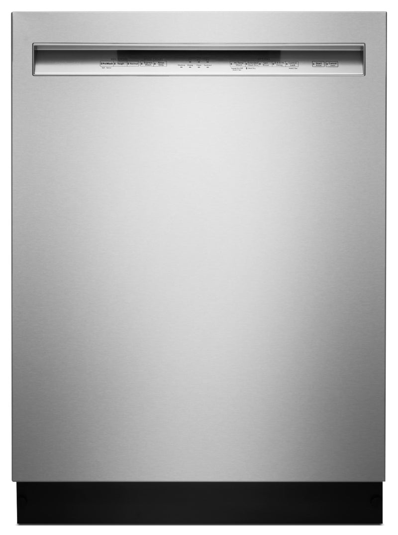 KitchenAid 46 DBA Dishwasher with ProWash Cycle and PrintShield – KDFE104HPS|Lave-vaisselle KitchenAid de 46 dBA avec cycle ProWashMC et fini PrintShieldMC – KDFE104HPS