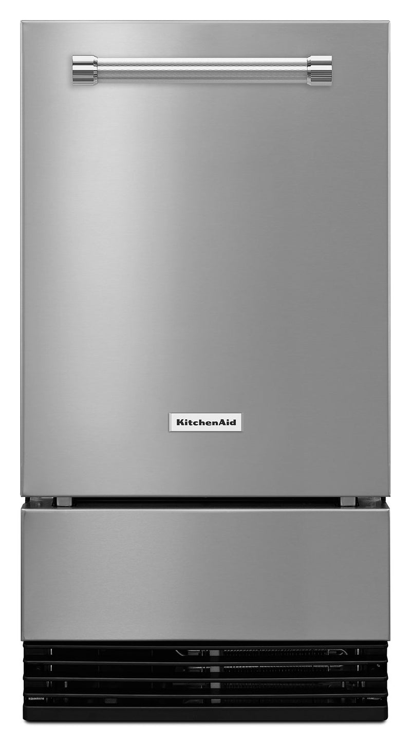 "KitchenAid 18"" Automatic Ice Maker – KUID508ESS