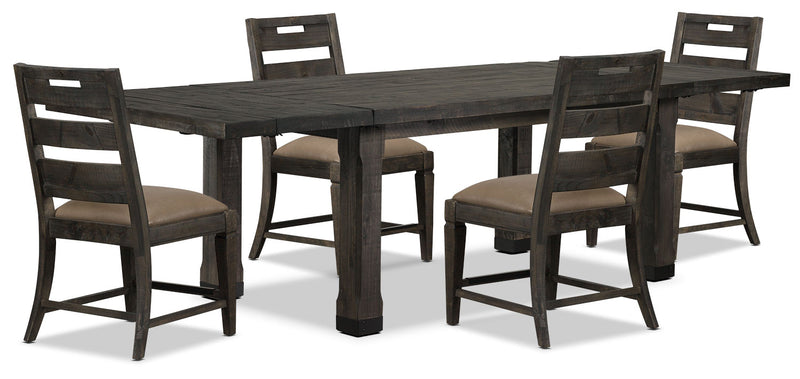 Calistoga 5 Piece Dining Package Exclusive On Sale