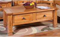 Sedona Coffee Table with Storage