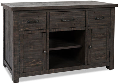"Madison 50"" TV Stand - Brown"