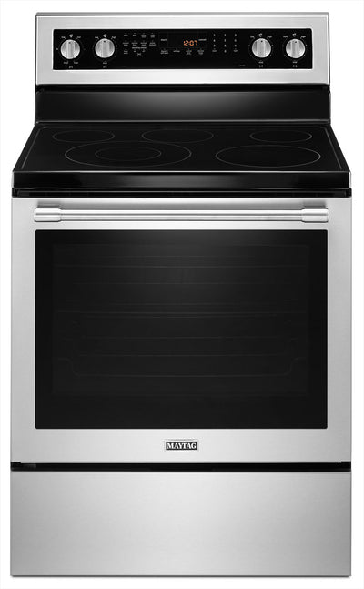 Maytag 6.4 Cu. Ft. Electric Range – YMER8800FZ - Electric Range in Stainless Steel