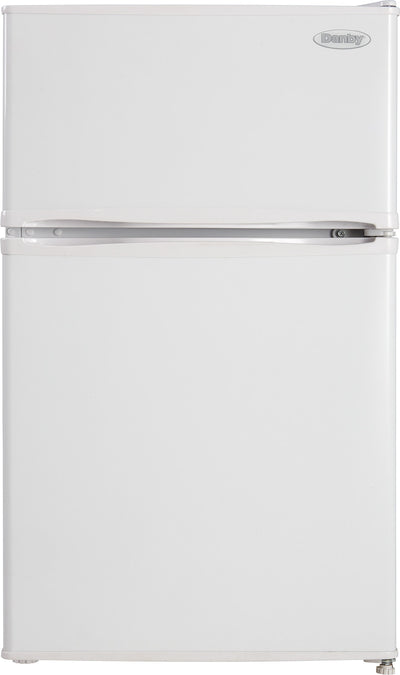 Danby 3.2 Cu. Ft. Compact Refrigerator with Freezer – DCR031B1WDD