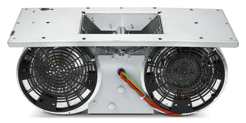 Whirlpool 1,200 CFM Internal Blower – UXB1200DYS - Range Hood Part in Stainless Steel