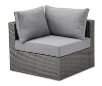 Morris Patio Corner Chair