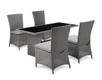 Morris 5-Piece Patio Dining Package
