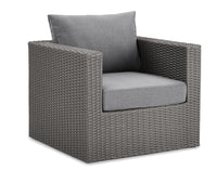 Morris Patio Chair with Storage