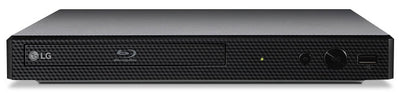 LG Blu-ray Player with WiFi - BP350|Lecteur Blu-ray LG avec Wi-Fi - BP350|BP350BDP