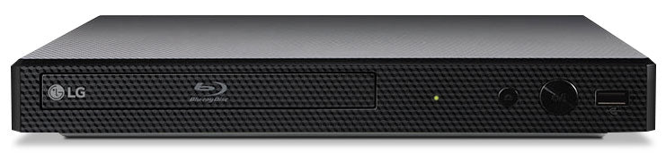 LG Blu-ray Player with WiFi - BP350|Lecteur Blu-ray LG avec Wi-Fi - BP350