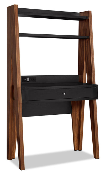 Anika Desk with Charging Station|Bureau Anika|ANIBKDSK