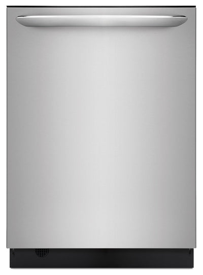 Frigidaire Gallery Built-In Tall-Tub Dishwasher with EvenDry™ System – FGID2476SF - Dishwasher with High-Efficiency in Stainless Steel