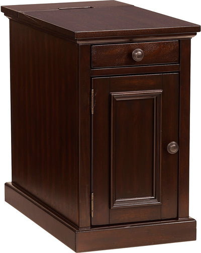 Coventry Accent Table - Sable - Contemporary style End Table in Sable Wood