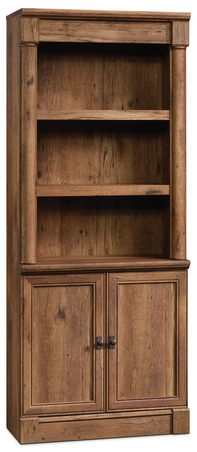 Vinecrest Bookcase - Contemporary style Bookcase in Light Brown Wood