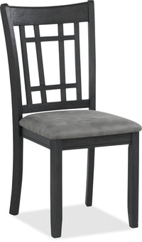 Desi Dining Chair – Charcoal