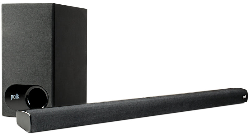Polk Audio Signa S1™ Soundbar and Subwoofer|Barre de son et caisson d'extrêmes graves Signa 1MC de Polk Audio