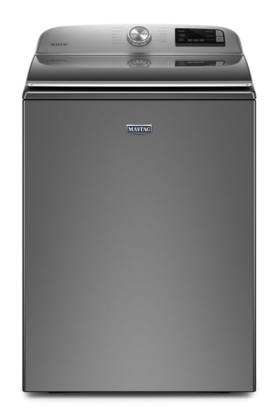 Maytag 5.4 Cu. Ft. Smart Top-Load Washer - MVW6230HC|Laveuse intelligente Maytag de 5,4 pi3 à chargement par le haut - MVW6230HC|MVW6230C