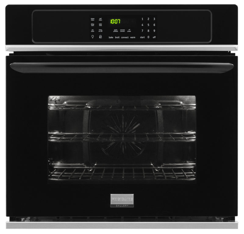 Frigidaire Gallery 30'' Single Electric Wall Oven – FGEW3065PB|Four mural électrique simple Frigidaire Gallery de 30 po - FGEW3065PB