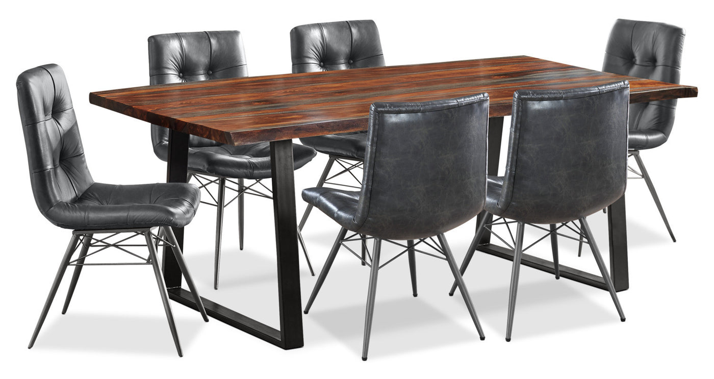 Bowery 7-Piece Dining Package | The Brick