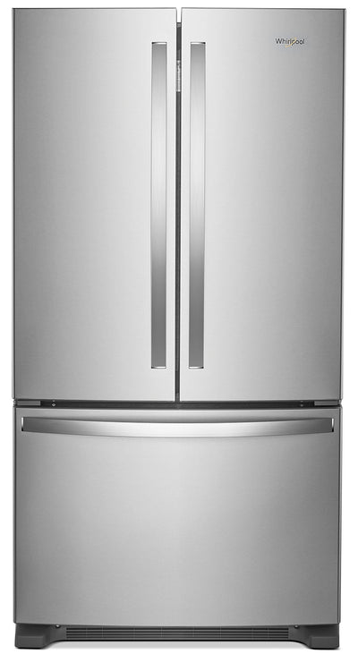 Whirlpool® 25 Cu. Ft. French-Door Refrigerator with Crisper Drawer – WRF535SMHZ