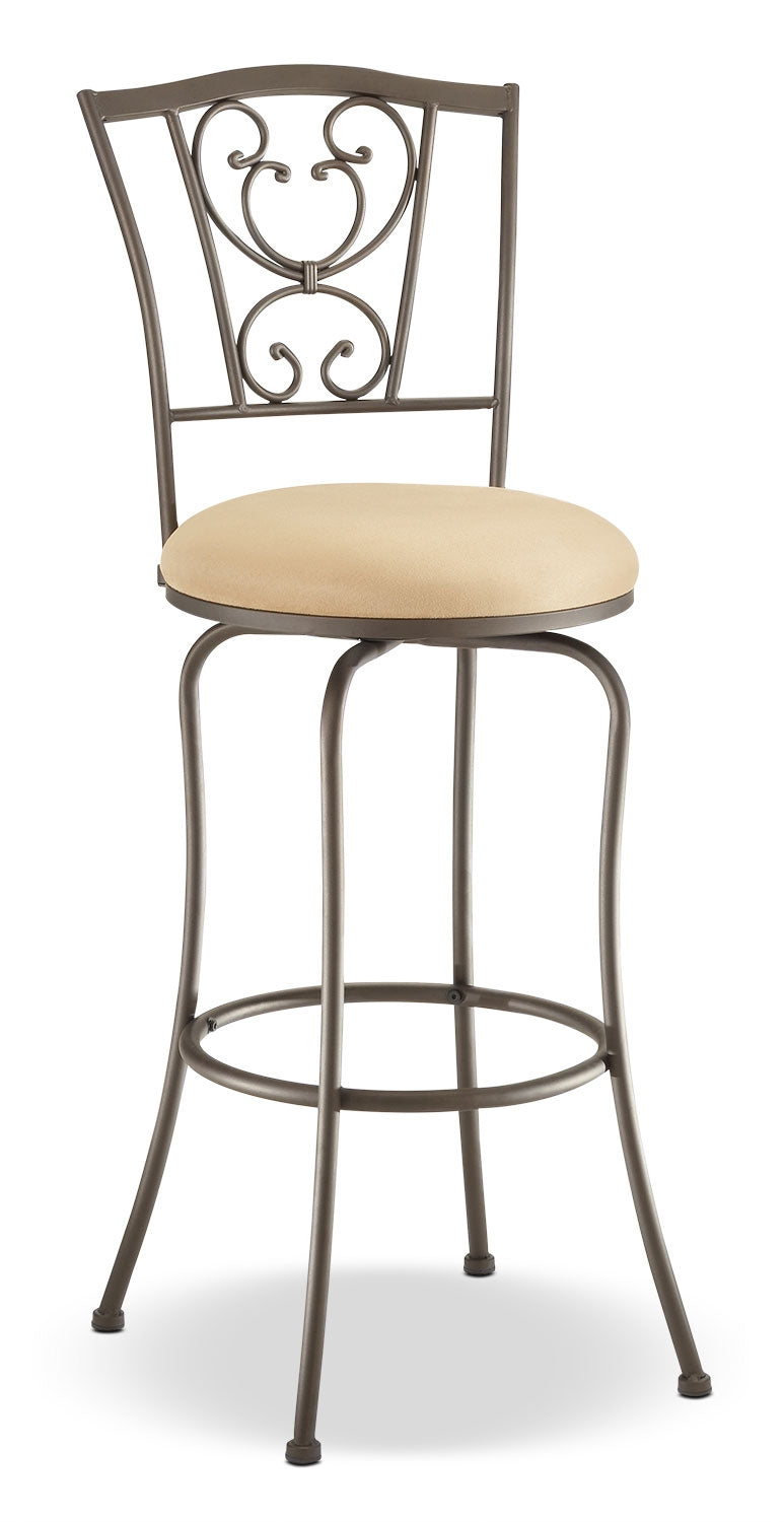 Concord Counter-Height Swivel Stool|Tabouret pivotant Concord hauteur comptoir