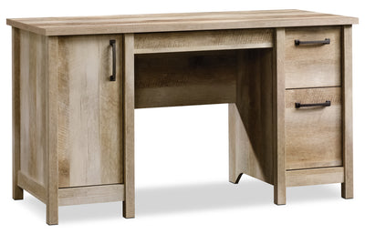 Cannery Bridge Computer Desk – Lintel Oak|Bureau d'ordinateur Cannery Bridge|CAN53DSK