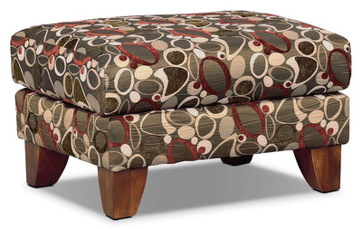 Reese Accent Ottoman|Pouf d'appoint Reese|REESE-AO