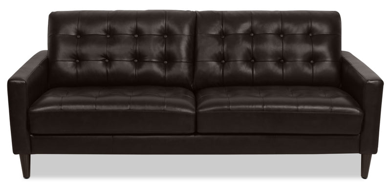 Tatum Genuine Leather Sofa